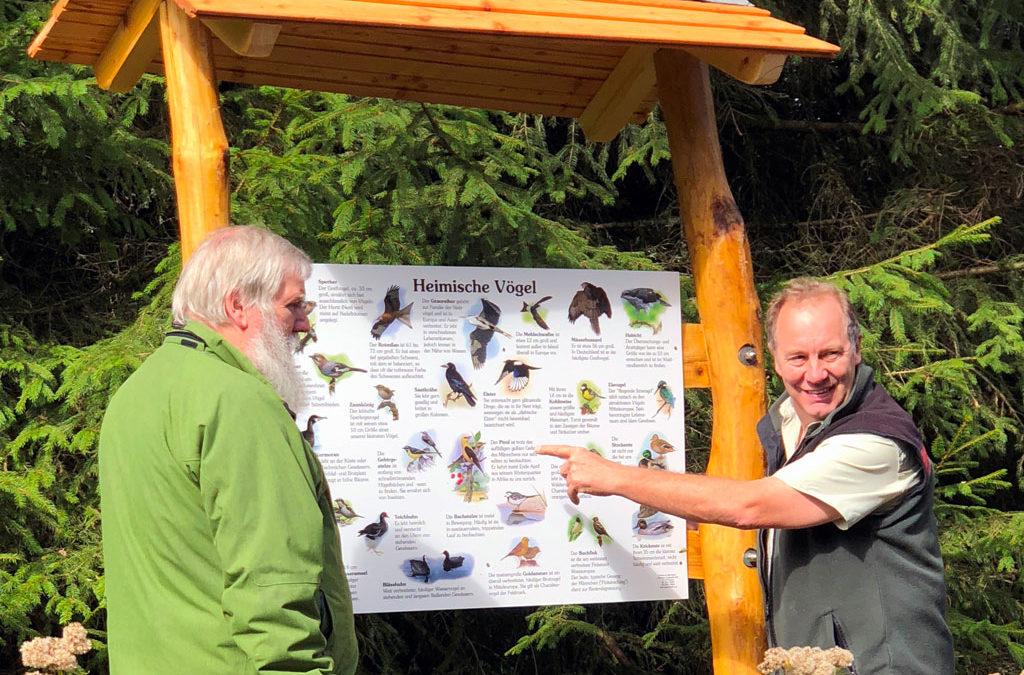 Rund um den Heedberg – Waldaktivpfad
