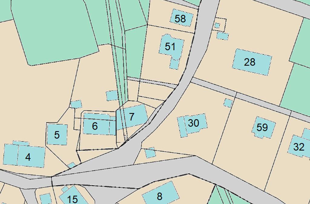 Orientierungspläne für Dörfer in Meinerzhagen