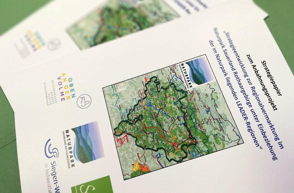 Strategieentwicklung zur Regionalvermarktung